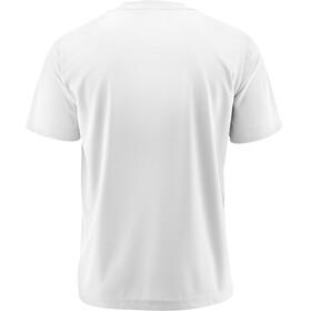Maier Sports Walter - Camiseta manga corta Hombre - blanco